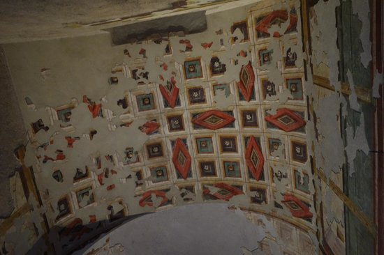 House of Augustus: ceiling