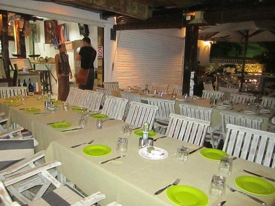 Botteghita : dining room