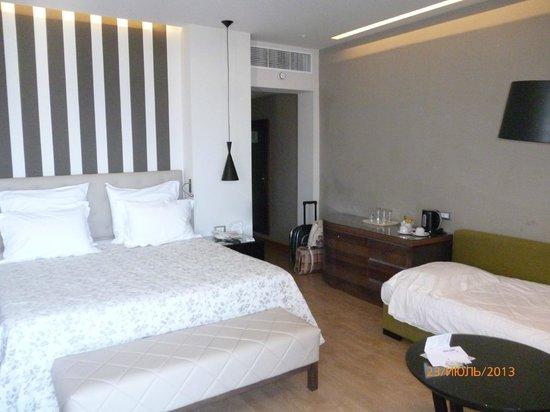 MarBella Corfu Hotel: номер