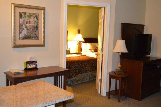 Staybridge Suites Columbus Ft. Benning: One Bed Room