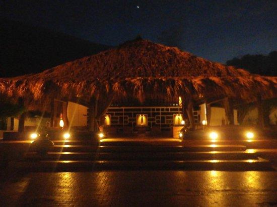 IKIN Margarita Hotel & Spa: Sala de estar..