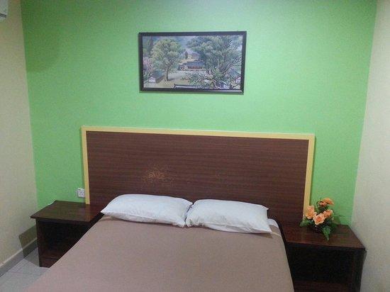 Jerantut Hill Inn : Clean room