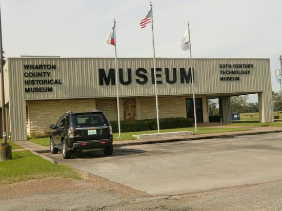 Wharton County Historical Museum & 20th Century Technology Museum