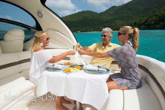 Just Because Luxury Private Charters: Breakfast onboard