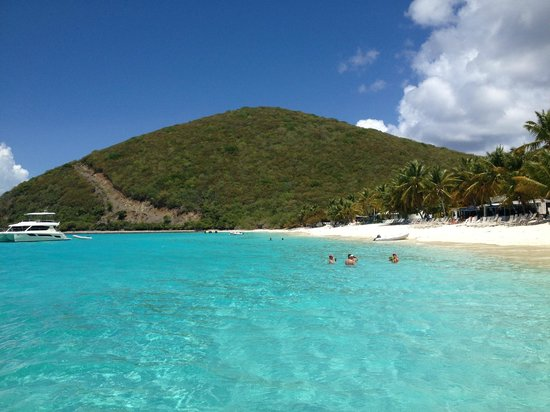 Just Because Luxury Private Charters: White Bay, Jost Van Dyke