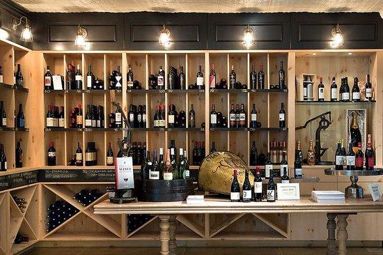 Vaudeville: Wine Cellar
