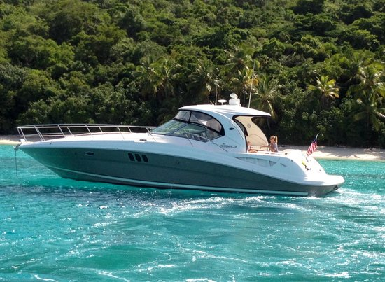 Just Because Luxury Private Charters: St John
