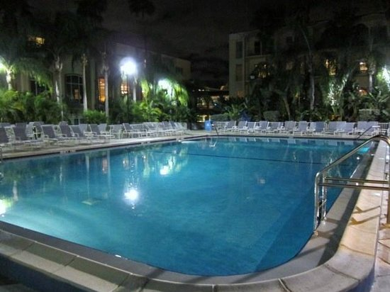 Safety Harbor Resort and Spa : Poolside