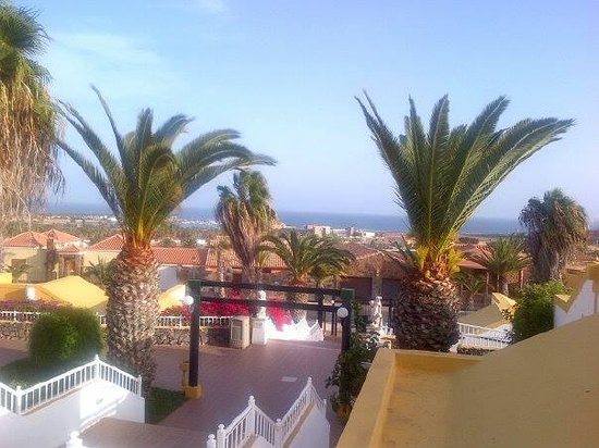 Club Caleta Dorada: The beautiful view