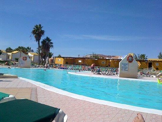 Club Caleta Dorada: The top pool