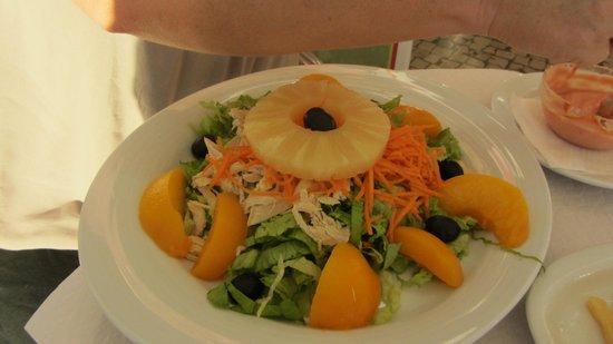 7 Cafe Figo E China Lda: nice salad