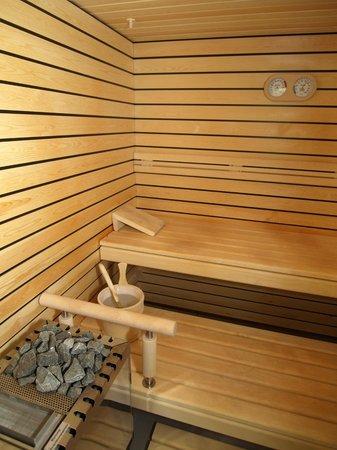 Garni la Meridiana : Sauna
