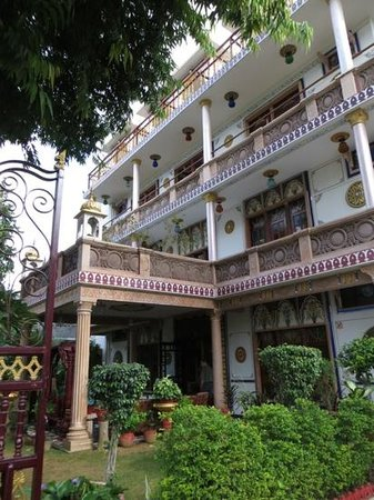 Hotel Vimal Heritage : Just stay here!
