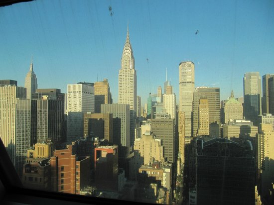 ONE UN New York: View from the Skyline Club West Tower