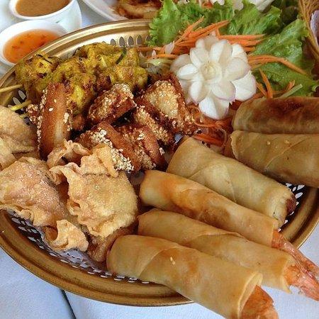 Royal Thai: Mixed entries