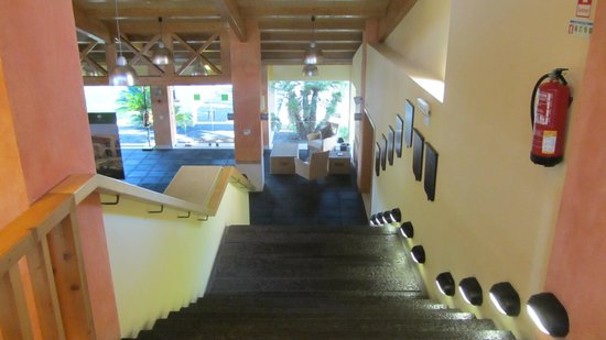 Pinhal Golf Course: stairs