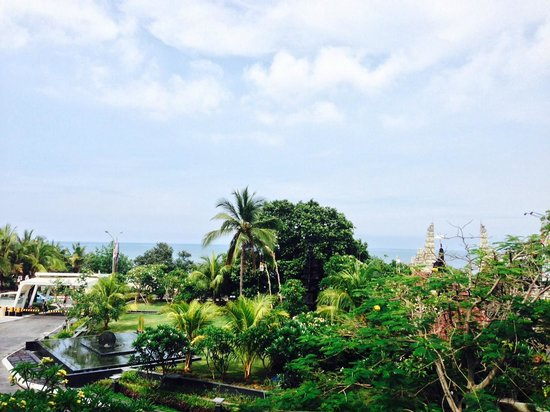 Pullman Bali Legian Nirwana: View from 2bed room suite 1301&1303