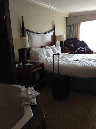 Radisson Hotel Orlando - Lake Buena Vista: cama