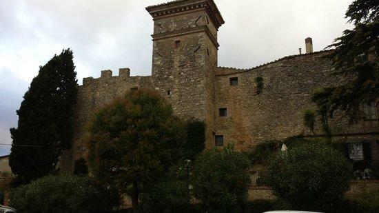 Torre Sangiovanni Albergo e Ristorante : La torre dell'hotel