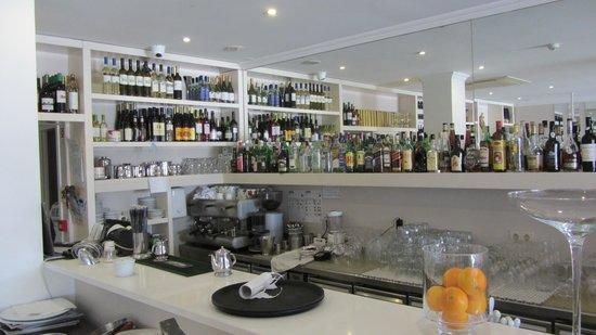 News Cafe: bar