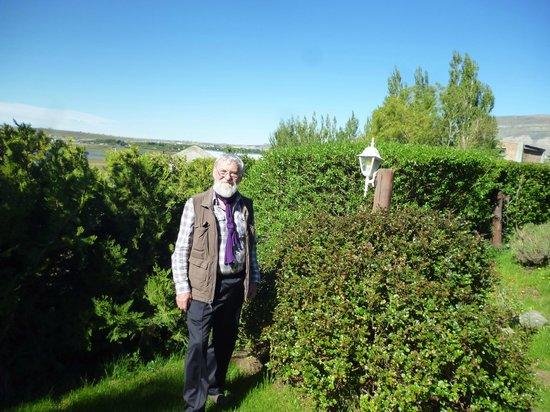 Solares Del Sur: Gnomo en el jardín