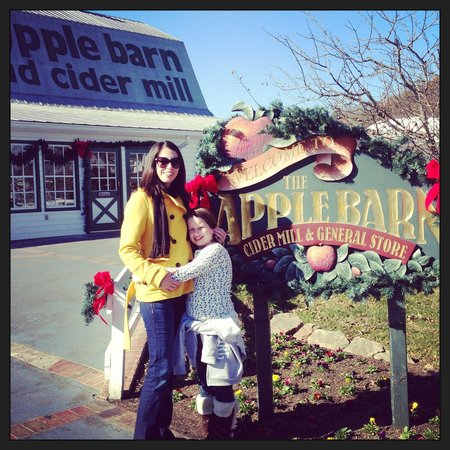 Applewood Farmhouse Grill: Lots of stores and winery to see after you eat