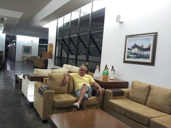 Xingó Parque Hotel : Recepção do Hotel
