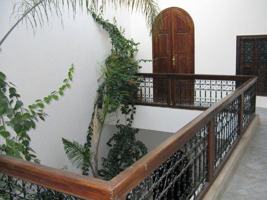 Riad 34: 1er étage