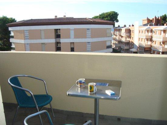 Rentalmar Costa Verde: балкон