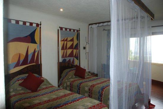 Lake Manyara Serena Lodge : номер