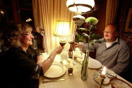 Hotel Laasby Kro: Her er plads til hygge og romantik