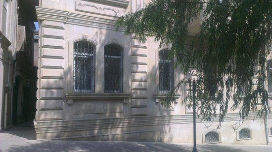 Premier Old Gates: окна моего номера