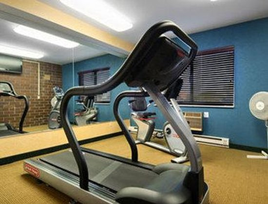 Motel 6 Eau Claire: Fitness Center