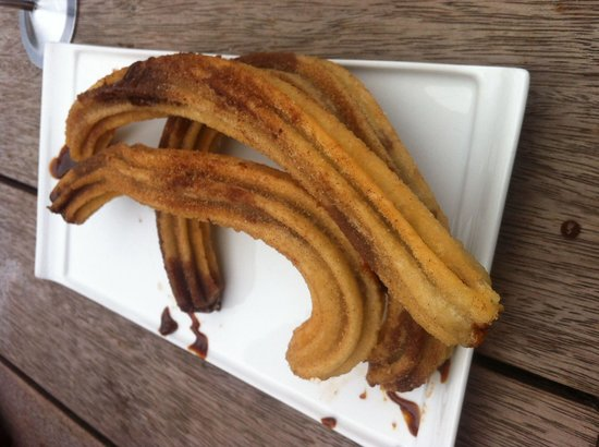 Patagonia Chocolates: Churros