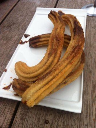 Patagonia Chocolates Beach Street: Churros
