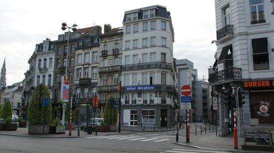 Hotel Mirabeau : Отель
