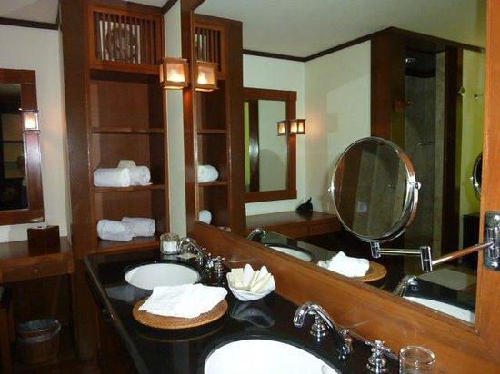 Tanjong Jara Resort: bagno