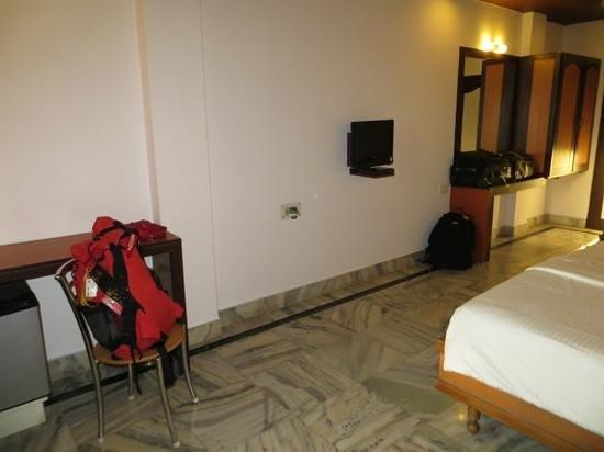 Hotel Surya, Kaiser Palace: Room