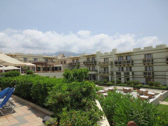 Grecotel Meli Palace: Отель