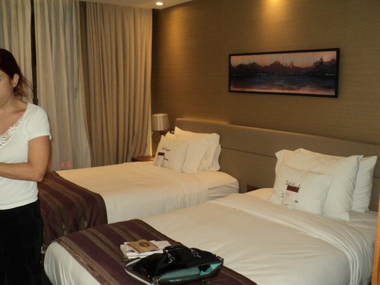 DoubleTree by Hilton Istanbul - Old Town: Twin room