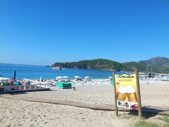 Montebello Resort: The beach