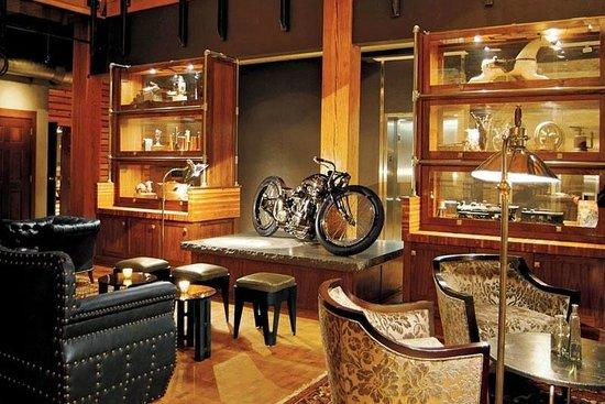 The Iron Horse Hotel : Interior