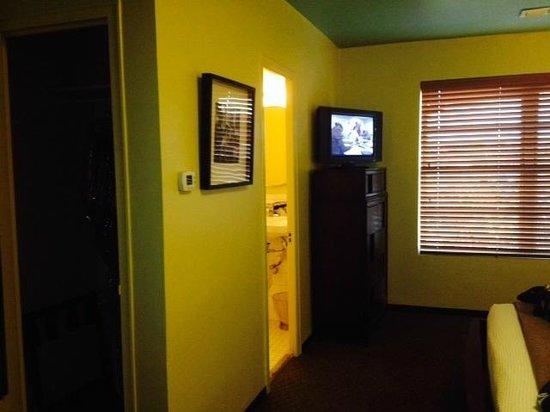 Belmont Hotel: Inside Room