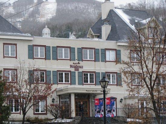 Residence Inn Mont Tremblant Manoir Labelle: Close up of Residence Inn