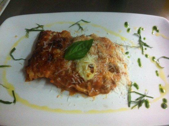 Le Monde: la lasagna