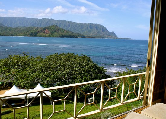 St. Regis Princeville Resort: Vew from the room