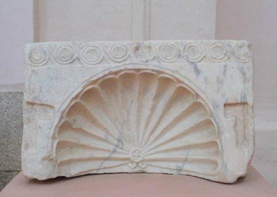 Museo Arqueologico de Arte Visigodo: Visigothic carving
