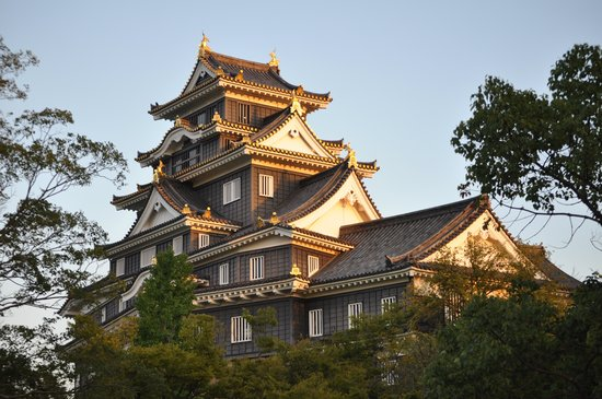 Things To Do in Okayama Castle, Restaurants in Okayama Castle