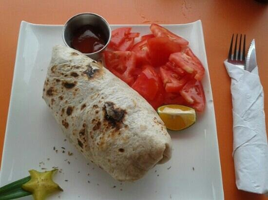 Delicatessen: buritto