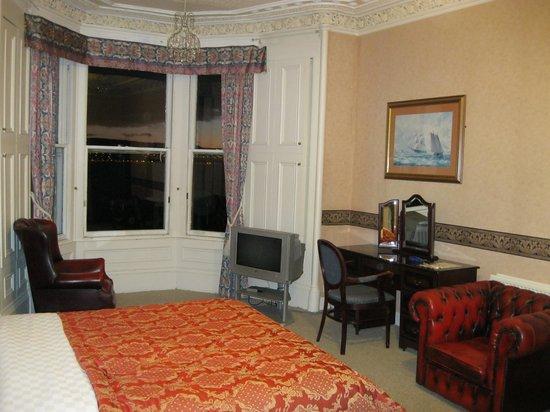 Kilcreggan Hotel: Room 2